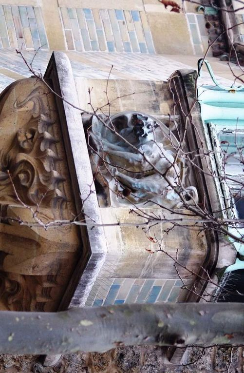Détails du Castel Beranger le 15 février 2017