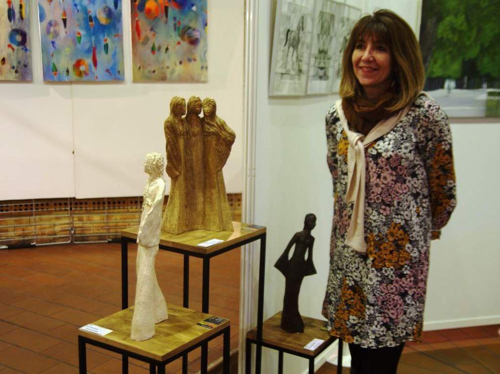 Oeuvres et artistes de la Biennale 2017. D'autres bientôt en ligne avec votre accord.