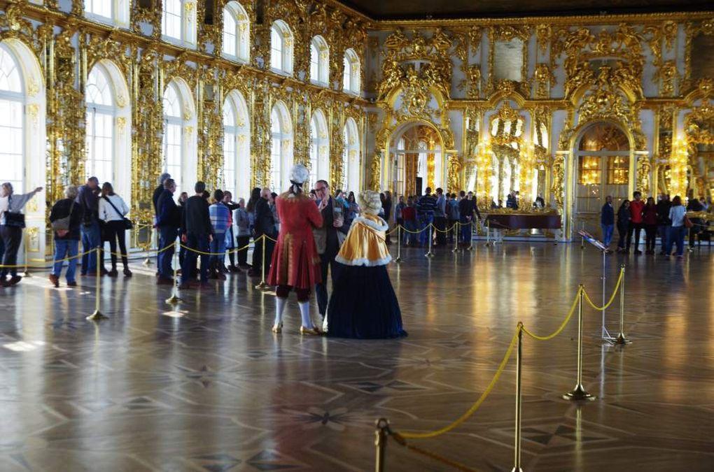 Le Palais Catherine et ses richesses
