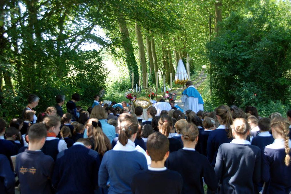 Photos de la Fête Dieu