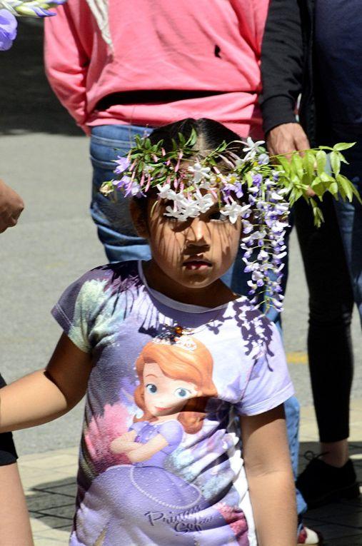 FETE DE PAQUES A VENCE 2017 (FESTA DI PASCA)