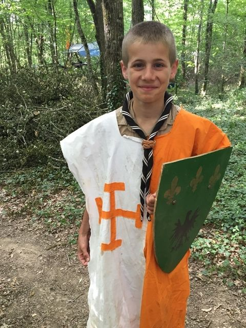 Camp Scout 2016
