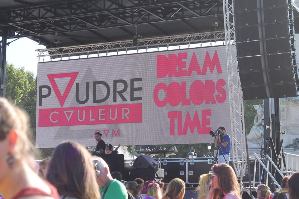 Dream Colors Time