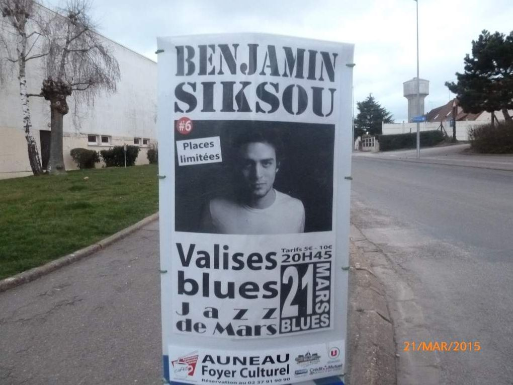 Valises Blues