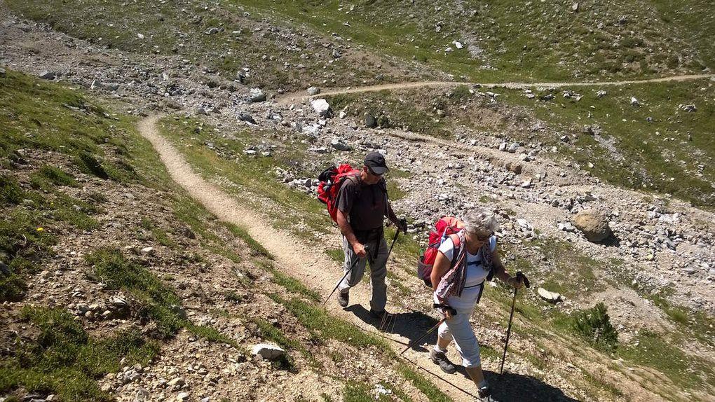 Séjour Névache Jour 3: Col de l'Echelle, Bornes Frontières, Col des Acles, PLANPINET