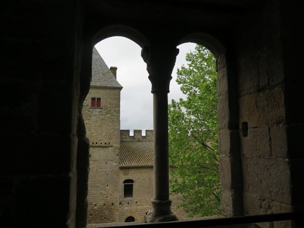 Cathares : Dimanche 8 mai - Carcassonne