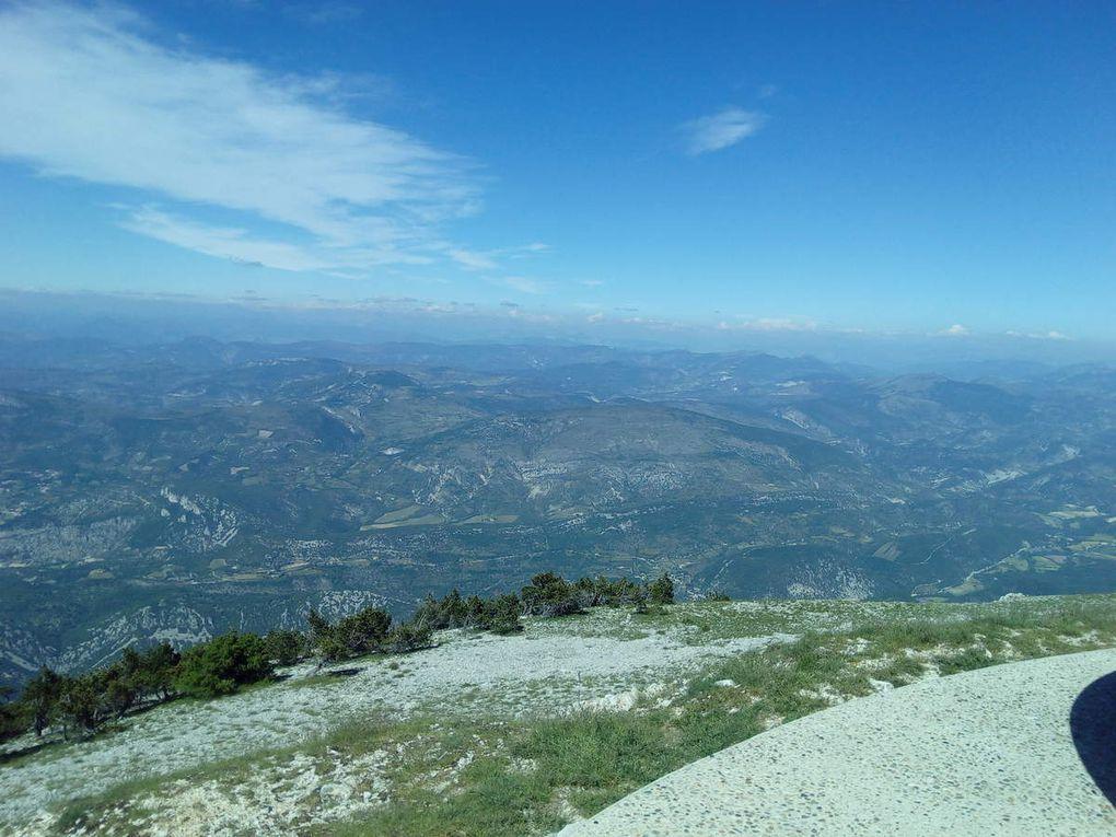 Dimanche 26 Juin : Mont Ventoux