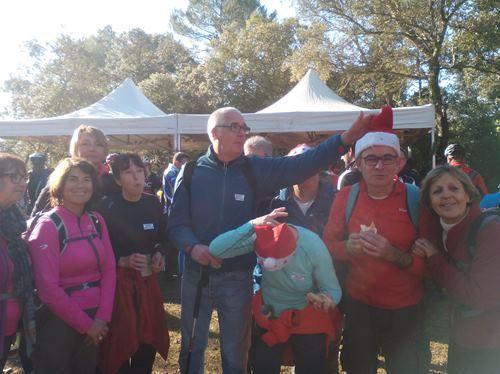 Dimanche 11 décembre : Rando de Noel à Uchaud