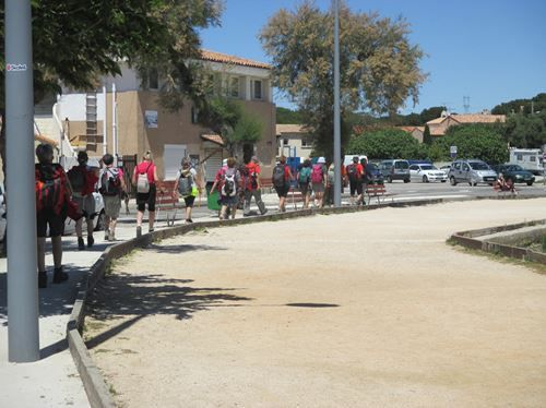 Vendredi 19 mai : rando douce à Cap Couronne