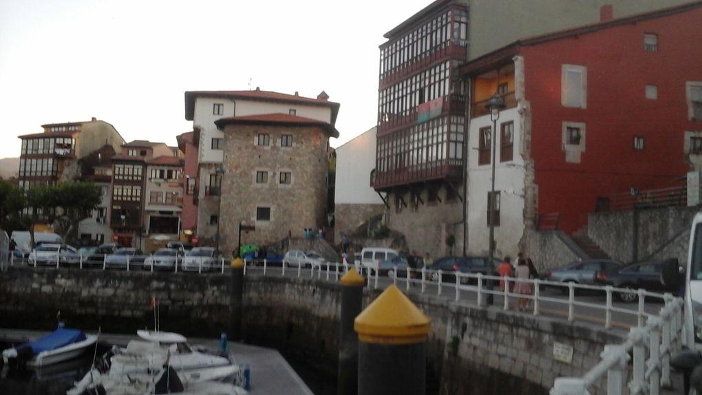 De Llastres à San Vicente de la Barquera.