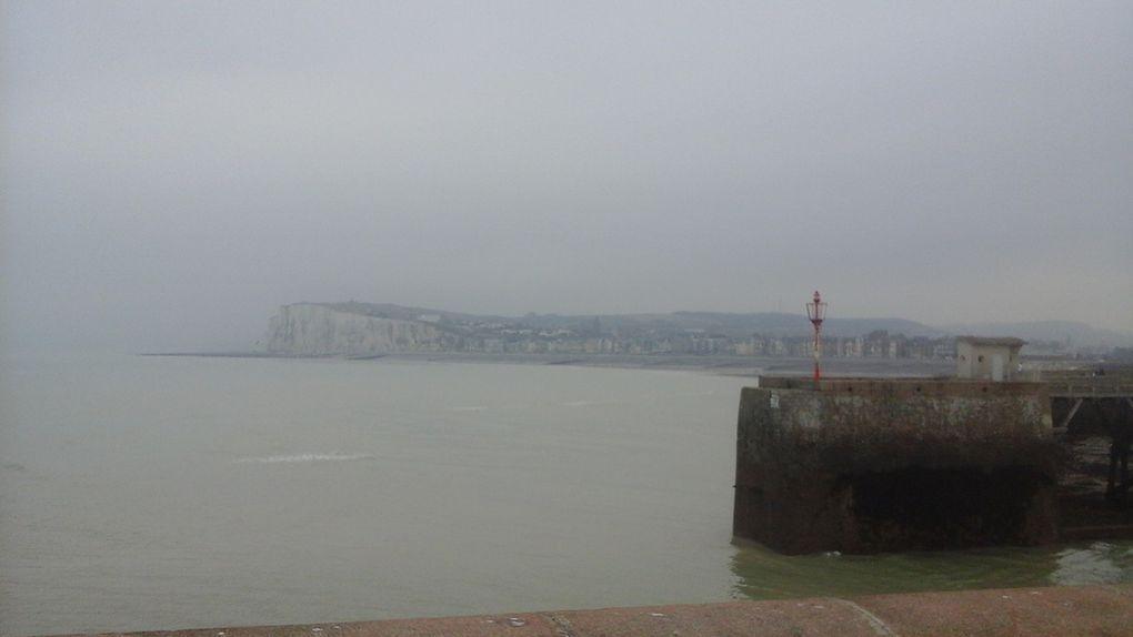 Entre Haute Normandie et Baie de Somme.