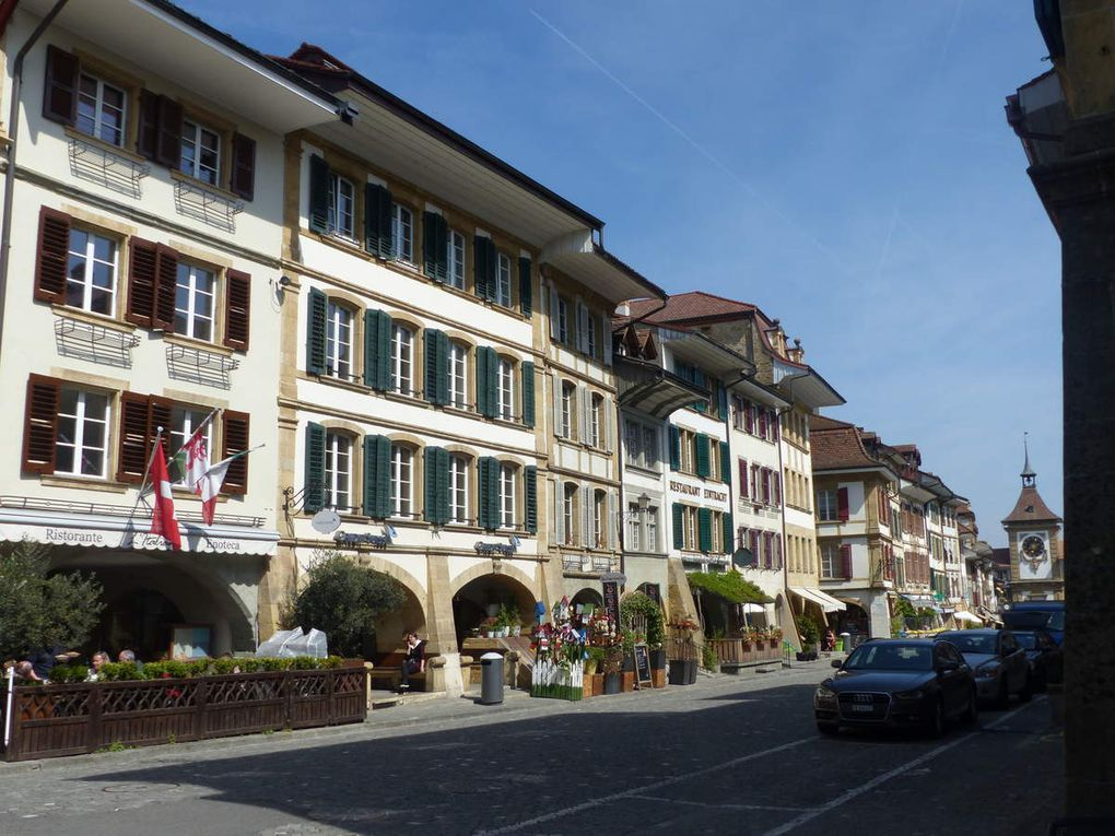 Virée photographique express en Suisse.