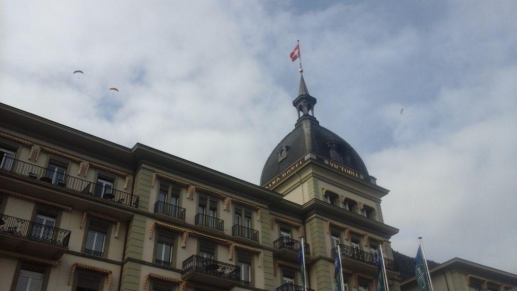 Berne, ville fédérale.