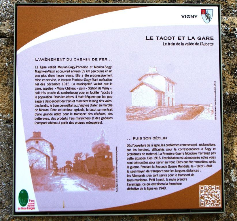 La Vallée de l'Aubette au départ de Théméricourt