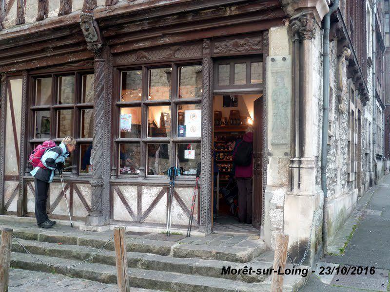 De Moret-sur-Loing à Bourron-Marlotte par la vallée du Loing