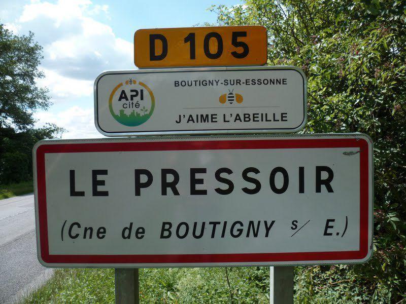 Grande randonnée du 16 juillet 2017 : Boigneville-Boutigny, bois de Malabri et Saint-Eloy
