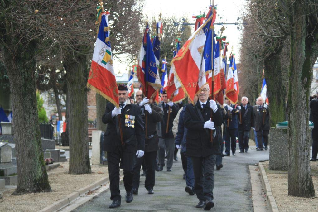 Assemblée départementale 2015 : merci André Labour !
