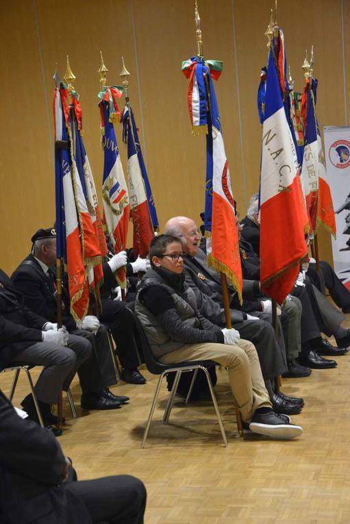 Assemblée générale départementale à Chaville.