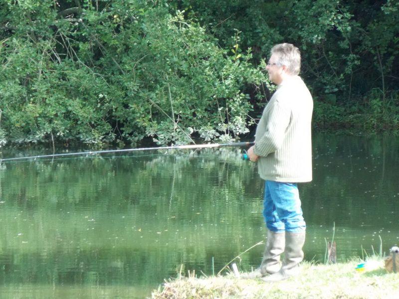 Macadam à la pêche!!!
