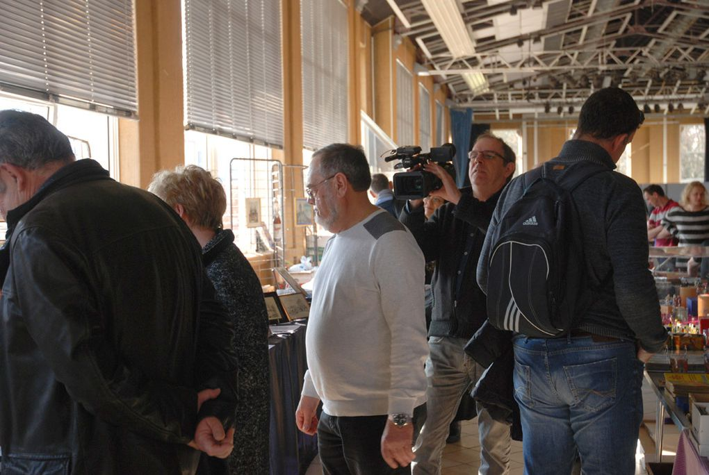 Reportage Photo du Salon 2017 à la Salle des Fêtes de Gentilly