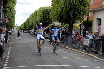 Victoire d'Alliaume LEBLONG à Vigneux s/Seine le 17 mai 2009 - En 2002, Alliaume, pupille et vainqueur du Challenge du cif avec l'ECMV.