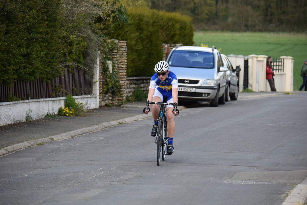 Courses Cadets à Hanches - Photos de Frédérique FARDEAU