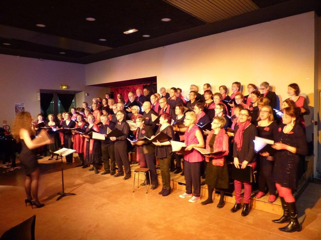 Concerts Chorale