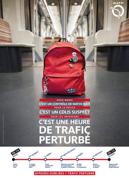 Les pires pub : La prévention de la RATP entretient la terreur