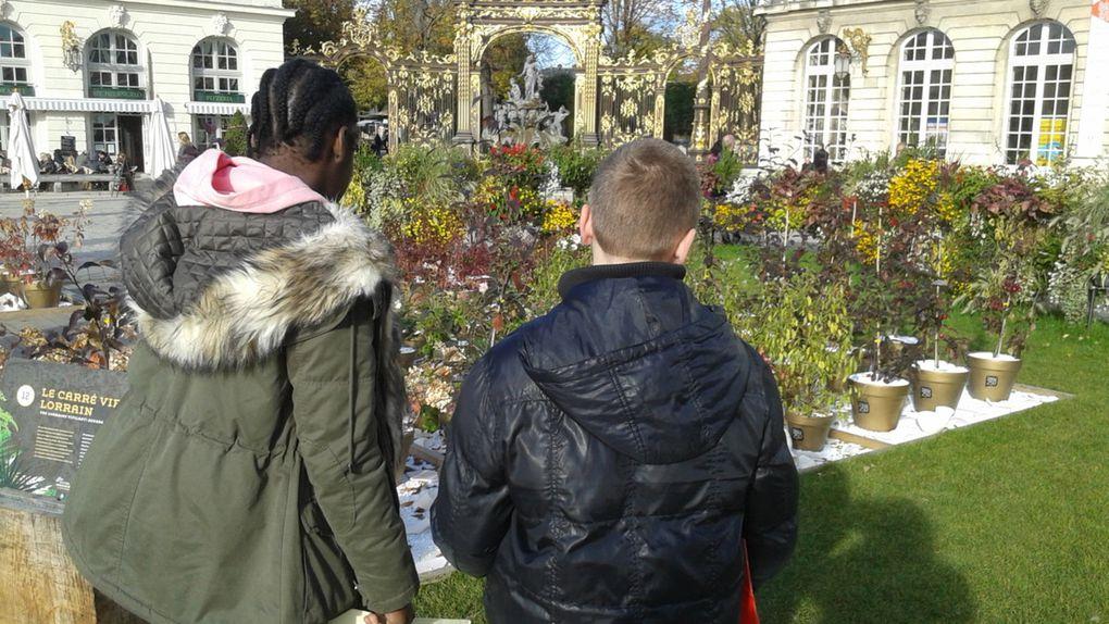 Les jardins éphémères 2016