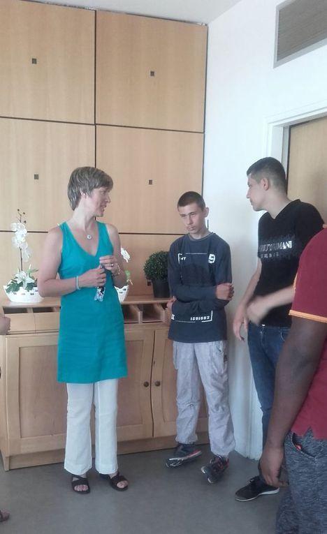 Visite du Lycée Stanislas