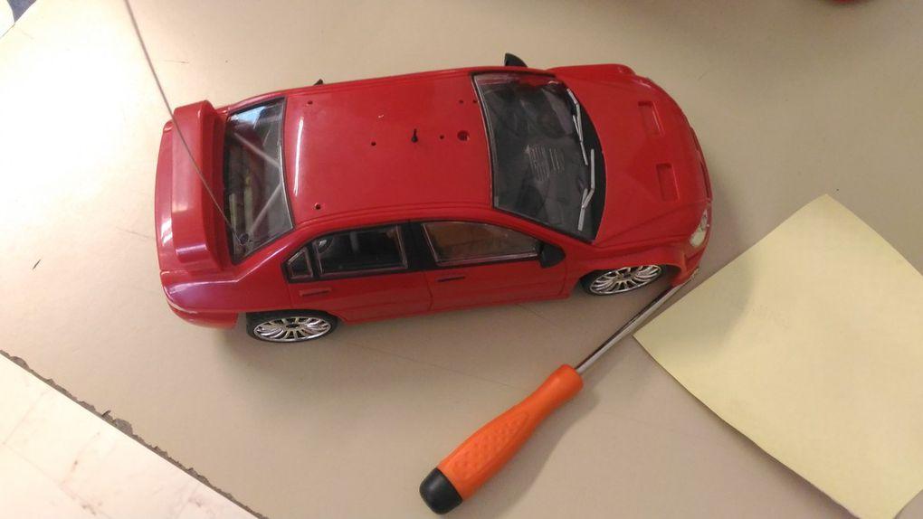 Technologie: la voiture radiocommandée