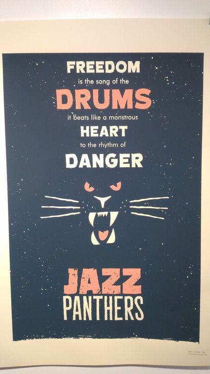 L'exposition «Jazz'art»