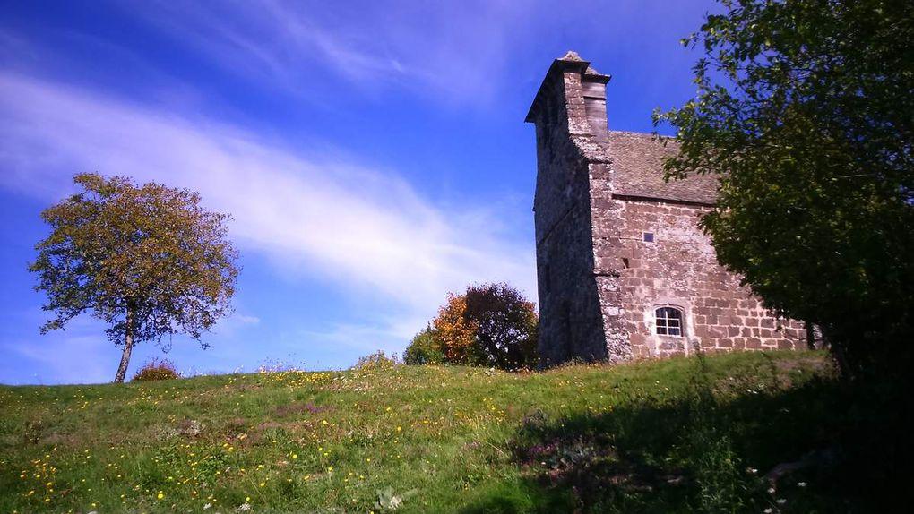 Site de la Presqu'ile de Laussac