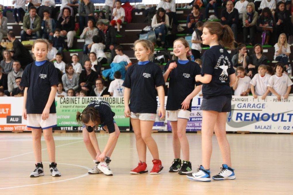 Festival de Basket : diaporama
