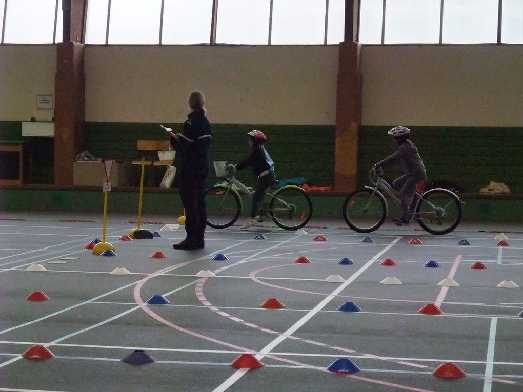 Permis Vélo pour les CM2