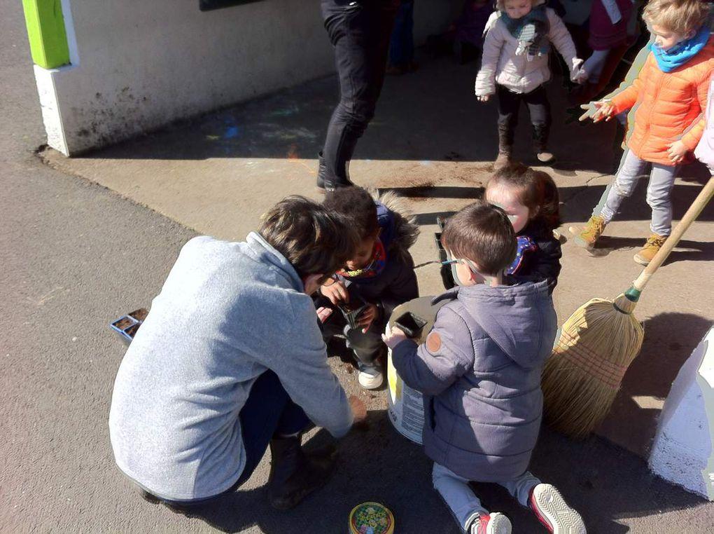 Atelier &quot&#x3B;jardinage&quot&#x3B; pour les TPS - PS