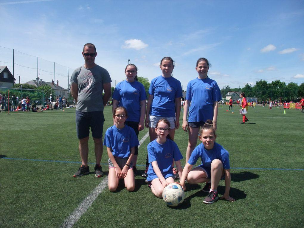 Tournoi de football inter-écoles