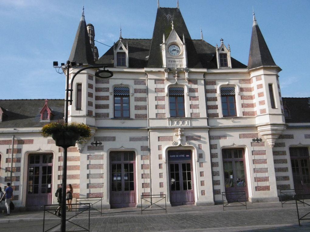 Les CE2 en visite à Rennes