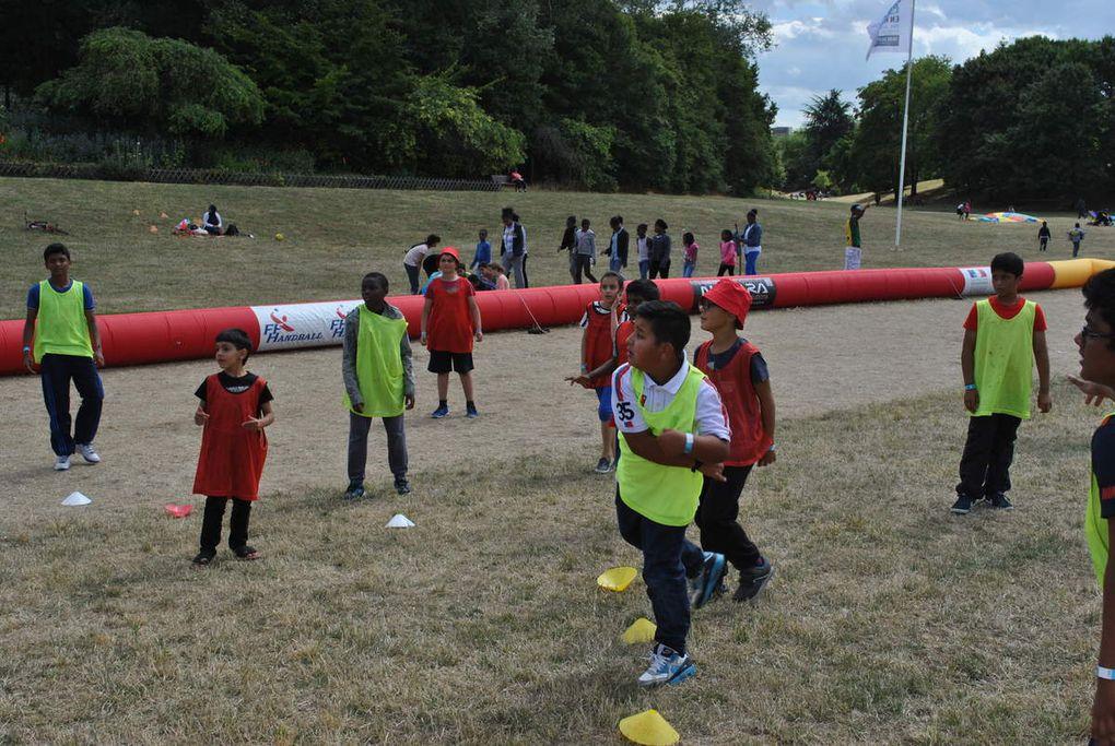 Le PLAYA TOUR projet de l'UFOLEP fait étape en Seine Saint Denis pour la 5eme année avec une étape du 29 juillet au 1 aout au parc départemental Georges VALBON