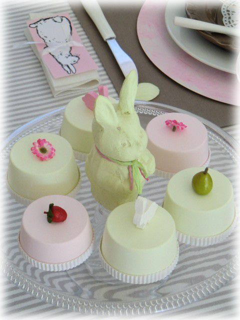 Ma table de Pâques !
