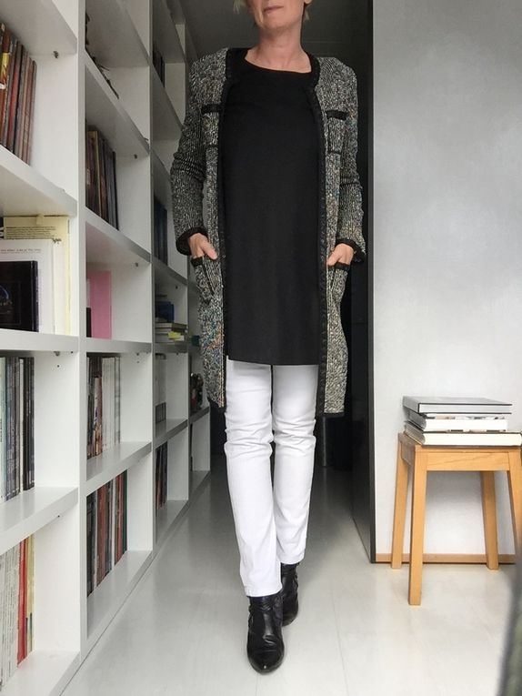 Briefing#16 - Robalon (Robe + Pantalon)