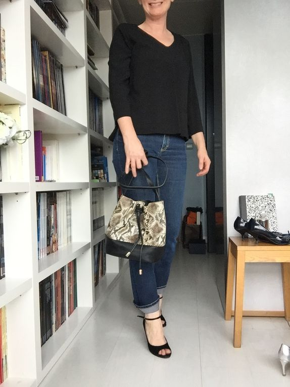 Jeans : H&M