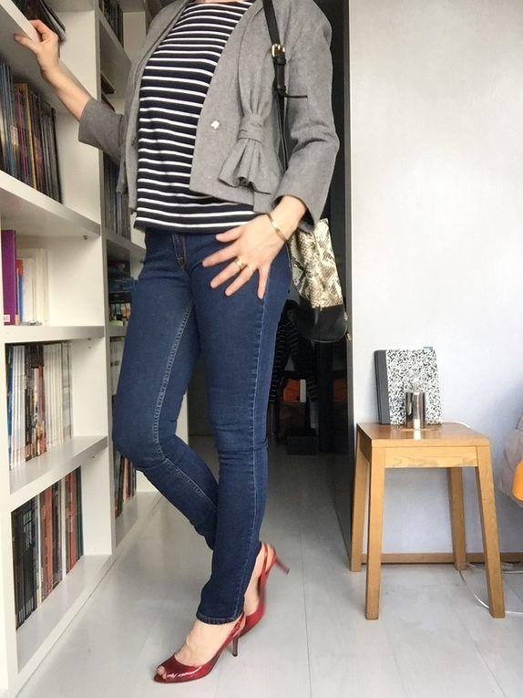 Jeans : Sézane 01