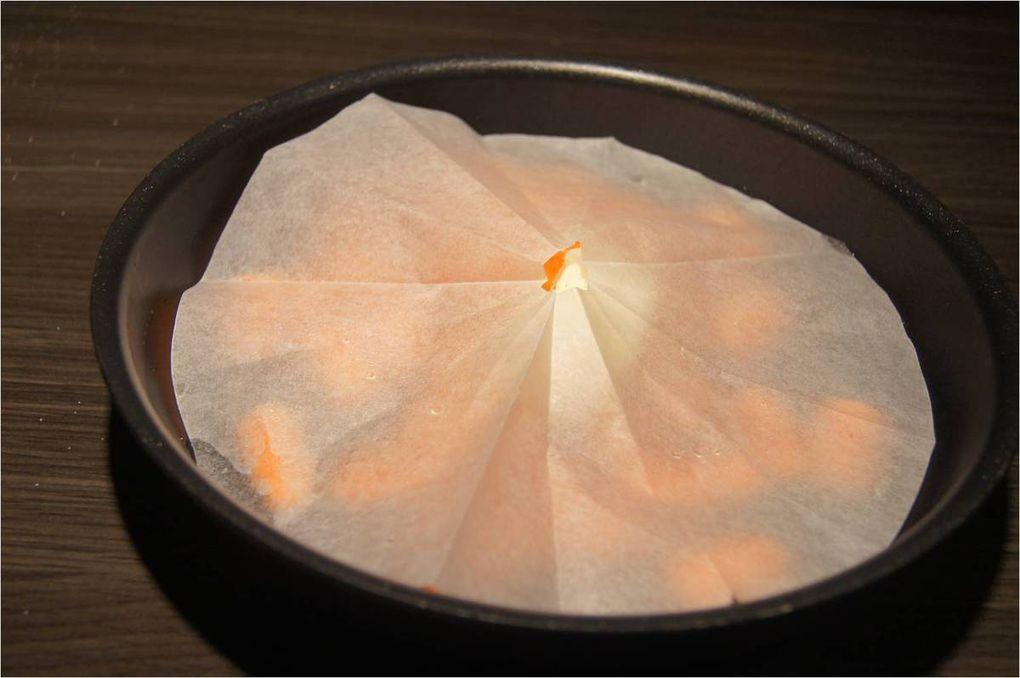 Foie de veau et carottes glacées