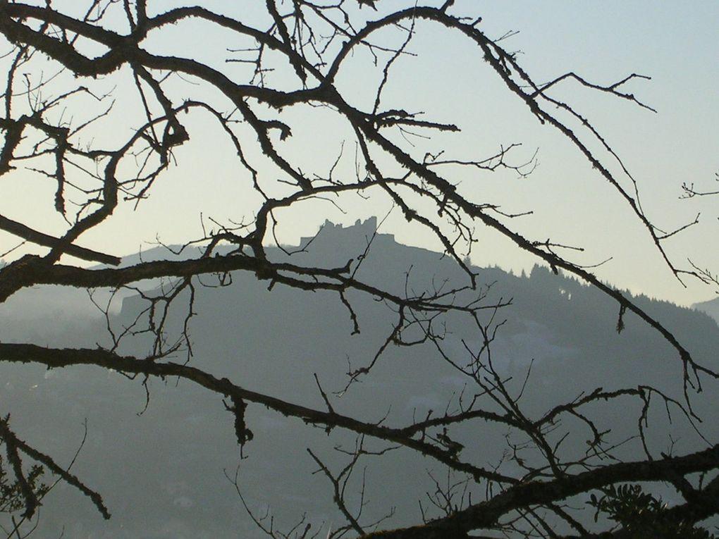 Une sélection forcément subjective de 100 photos prises au cours de nos balades dans le Nord Aveyron...