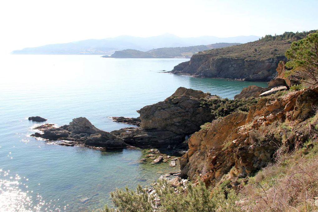 Randonnée en boucle à partir de Port-Vendres