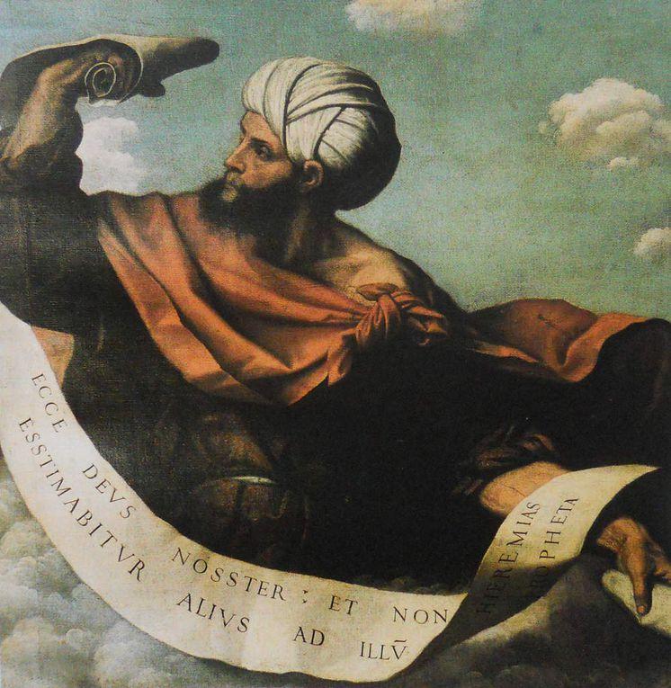 Rappresentazioni di Geremia nell'Arte