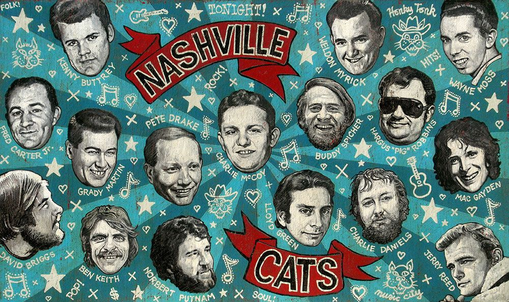 &quot&#x3B;Dylan, Cash and the Nashville Cats: a new Music City&quot&#x3B; esplora con 35 tracce le relazionI tra pop, folk e country nel loro punto di incontro focale a Nashville