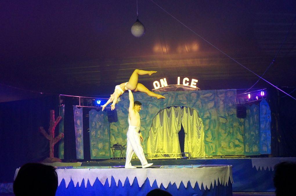 Circus on Ice a Palermo. Intrattenimento condito di schiettezza e semplicità