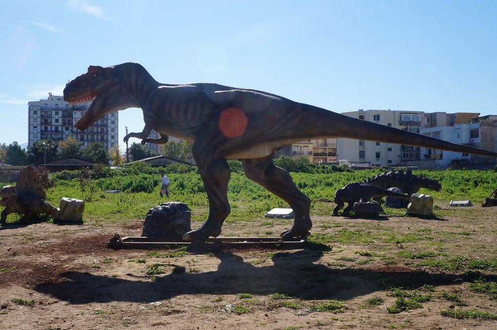 Dinosauri a Palermo. Il fascino sempreverde dei Dinosauri che ci parlano di un passato lontano
